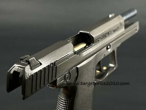 Mini Model 1:2 Scale H&K USP In Black (Shell Eject) For Display Only