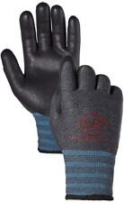 LIO FLEX Extreme Cold Winter Plus Grade Fleece Work Gloves - Flexible Spandex Br