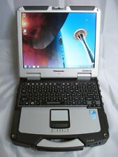 ▲Panasonic Toughbook CF-31 - 2.40GHz i5 - 240GB SSD - 8GB - UMTS + GPS - Touch▲