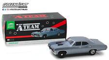 Greenlight 1/18 1967 Chevrolet Impala Sedan el un equipo 19047 Nuevo