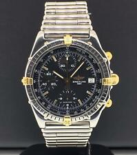 Breitling Chronomat 40mm Steel & 18k Gold Bezel Ref. B13047 Automatic W Papers