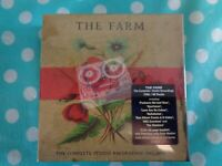 The Farm – The Complete Studio Recordings 1983 - 2004 [New & Sealed] 7CD
