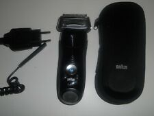 braun series 7 shaver 5693 with case
