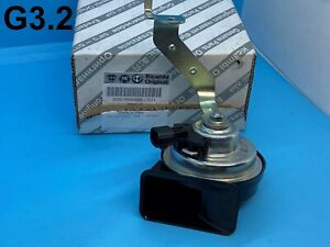 New OEM Genuine FIAT DOBLO 2009 on Electric Horn and Bracket 51866588