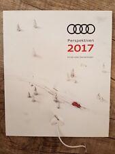 Audi Kalender 2017 Perspektiven neuwertig