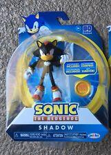 New Sonic The Hedgehog Shadow Series 4 Articulated Figure Jakks Pacific NIB
