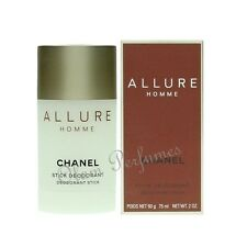 Chanel Allure Pour Homme Deodorant Stick For Men 2oz 75ml * New in Box *