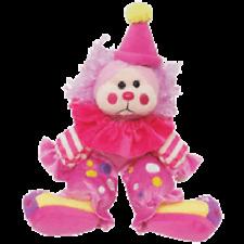 "Skansen Beanie Kid ""zany"" The Clown Bear With Tag"