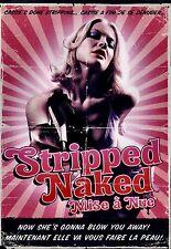 BRAND NEW DVD // Stripped Naked // Linden Ashby, Cinthia Burke, Sarah Allen