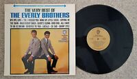 THE VERY BEST OF THE EVERLY BROTHERS - OZ PRESS WARNER BROTHERS STEREO LABEL LP