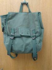Vintage Gap U.S. Expedition Backpack Rucksack Cotton