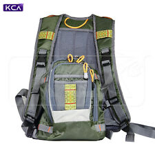 Fly-Fishing Chest Pack with Backpack, 3-in-1 Multi-function Fishing Bag