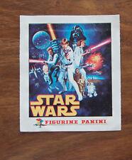 Panini Star Wars Krieg der Sterne Package / Pochette / Bustina /Autocollantes