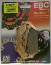 BMW R1200R (2006 to 2014) EBC Double-HH Sintered REAR Brake Pads (FA363HH) 1 Set
