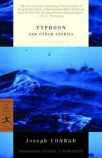 Modern Library Classics: Typhoon and Other Tales by Joseph Conrad (2003, Paperba
