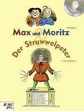 Max und Moritz & Der Struwwelpeter von Wilhelm Busch (Taschenbuch)