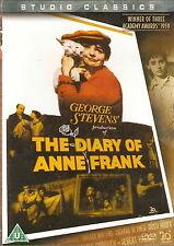 THE DIARY OF ANNE FRANK - Millie Perkins, Joseph Schildkraut, Shelley Winters(DV
