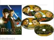 Adventures Of Merlin Season 2  -  Las Aventuras De Merlin Temporada Ll New Dvd