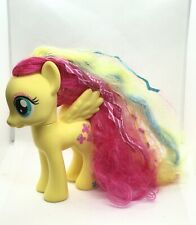 My Little Pony Fluttershy Fashion Pony Yellow Multicolor Hair 2013 With Wings