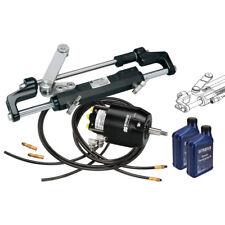 Hydraulic Steering Boat Marine Outboard Steering Kit up To 300 HP Ultraflex Kit