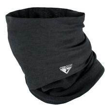 Condor 161109 Black Neck Gaiter Face Mask Multi-Wrap Fleece