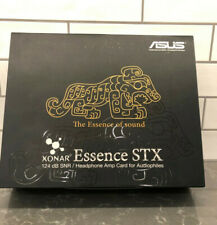 ASUS XONAR Essence STX/A w/ upgraded opamps and all original packaging.