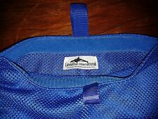 HEAVY DUTY SEA KAYAK MESH DECK BAG ( BLUE or BLACK )