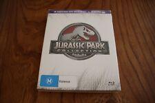 Jurrasic Park Collection BRAND NEW (4 Blu Ray Movie Set)