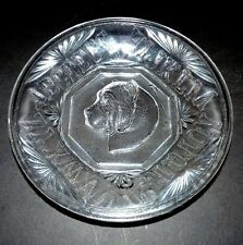 EAPG BRYCE HIGBEE ROVER CHILD PLATE ABC 1880's