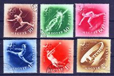 HUNGARY - 1952. Olympic Games - Helsinki - Used (306)