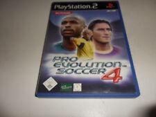 PlayStation 2 PS 2 pro evolution soccer 4