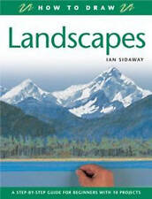 How to Draw Landscapes: A Step-by-Step Guide for Beginners with 10-ExLibrary
