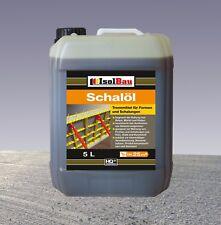 5 L Schalöl Professional Schaloel Trennmittel Betontrennmittel Schalungsöl HQ