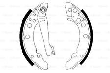 Bremsbackensatz für Bremsanlage Hinterachse BOSCH 0 986 487 002