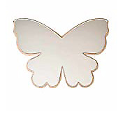 Butterfly Acrylic Wall Mirror