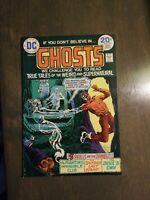 Ghost #25 VF DC Comics 1974 DC Ghosts