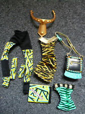 Monster High 1st Wave Cleo De Nile outfit