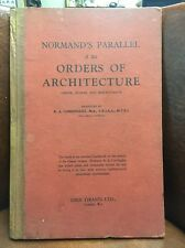 Normand's Parallel of the Orders of Architecture - 1946 Edition