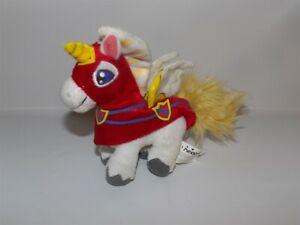 HTF 2008 Neopets ROYAL BOY UNI Plush Horse Unicorn Limited Edition JAKKS Pacific