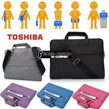 "For 15.6"" TOSHIBA SATELLITE Tecra Laptop Notebook Sleeve Case Hand Shoulder Bag"