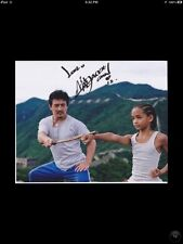 Jackie Chan And (Jaden Smith) Signed Autogragh 8x10 Reprint Photo