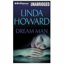 Dream Man by Linda Howard (2013, CD, Unabridged)