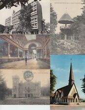 ARCHITECTURE BUILDINGS FRANCE 46 Cartes Postales 1900-1970