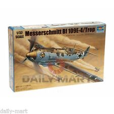 Trumpeter 1/32 02290 Messerschmitt Bf 109E-4 Tropical Model Kit