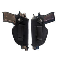 Concealed Carry Holster IWB Pistol Holster Fits GLOCK 17 22 23 32 33/ M&P Shield