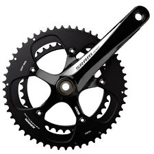 Road Bike-Touring GXP Bicycle Cranksets with Chainrings