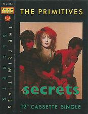 """Primitives Secrets 12"""" CASSETTE SINGLE RCA PK 43174 3TRACK inc. DEMO  Indie"""