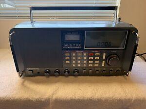 Grundig Satellit 800 Shortwave AM FM Radio LATE SERIAL NUMBER Receiver Drake SW8