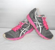 Women's Asics Rush 33 Gray Athletic Sneakers Size 7 B