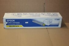 Toner EPSON Aculaser C3000 series - Yellow 0210 - C13S050212